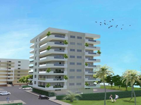 Apartamentos T2 - Cozinha equipada - Suite - Varanda - Barbecue - Garagem - Alto do Quintão