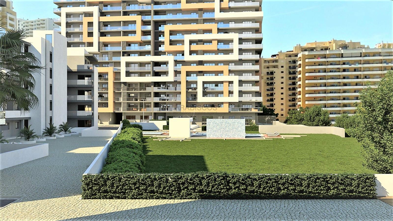 Apartamento T1 - Condominio privado - Espacios de ocio - Praia da Rocha