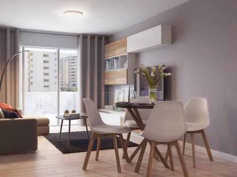 Apartamentos T1 - Jardim - Piscina - Garagem Box - Praia da Rocha
