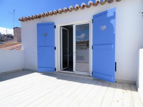 Casa Rural 3 habitaciones Dúplex - Lagoa - Ferragudo