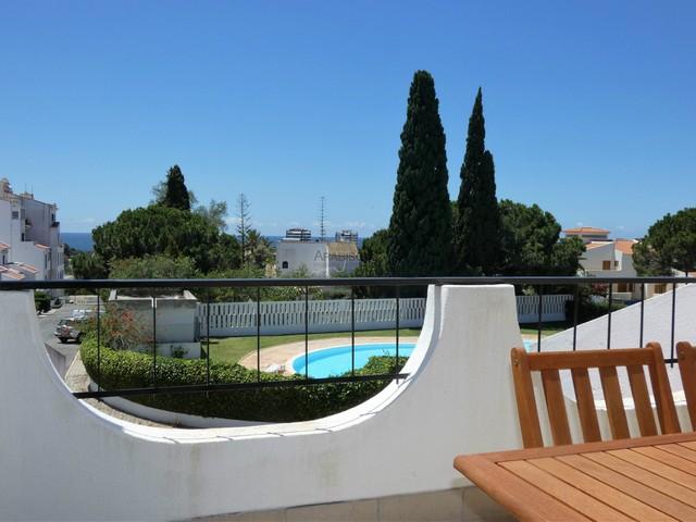 Apartment T1 - Refurbished - Sea View - Balconies - Quinta dos Arcos