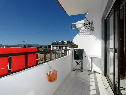 Apartamento T1 - Alvor - Mar e Serra - Terraço individual