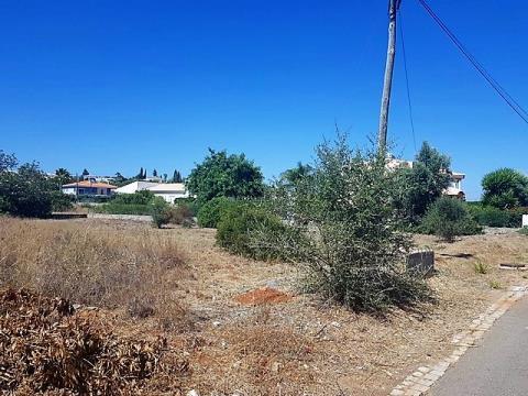 Terreno - Costruzione di case - Mexilhoeira Grande - Monte Canelas