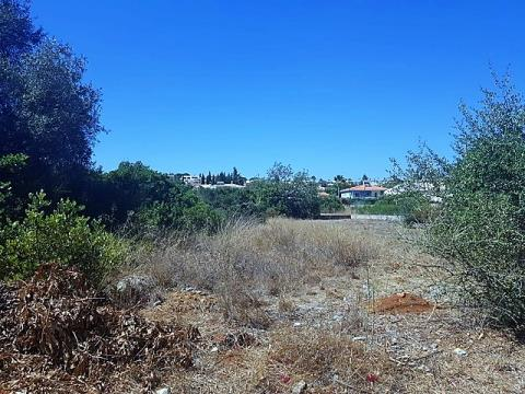 Lote de Terreno - Construção moradia - Mexilhoeira Grande - Monte Canelas