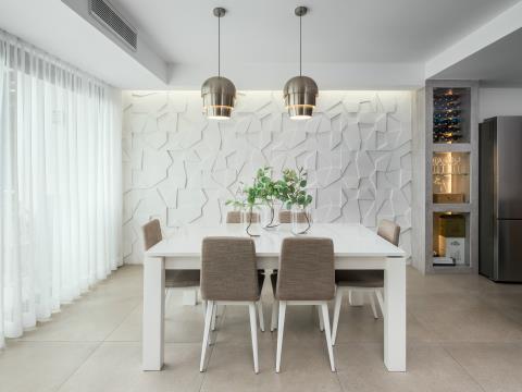 Moradia T5 - 4 Suites - Garagem - Apartamento na Cave - Encosta da Penina - Portimão
