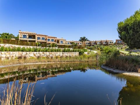 Moradias T2 - Piscina Privativa - Jardim Mediterrânico - Varandas Amplas - Carvoeiro
