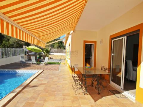 Ground Floor House 4 Bedrooms - Pool - Garden - Monte Canelas