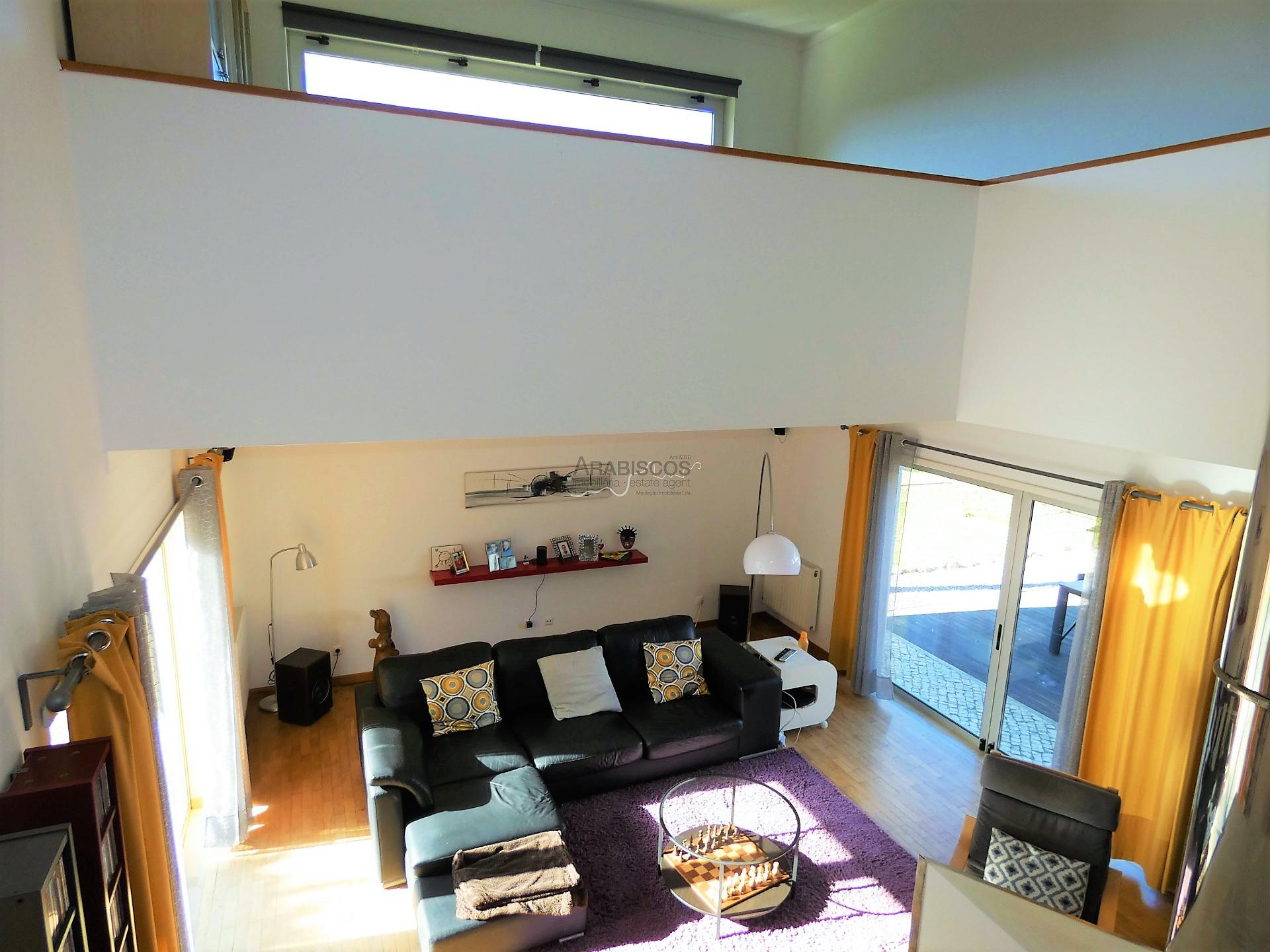 3-Schlafzimmer-Villa - Moderne Architektur - Garage - Montes de Alvor - Portimão