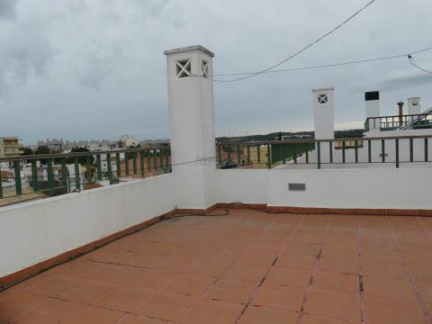 House with 3 bedrooms - Private Condominium - Balconies and Terrace with River view - Boca do Rio