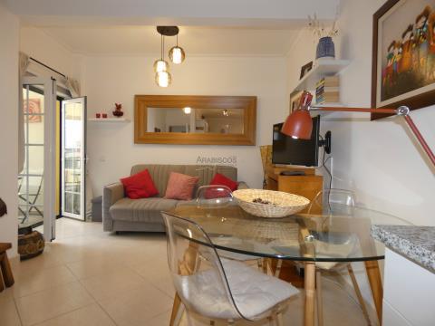 Apartamento T1  - Vista Mar - Lugar de Garagem - Arrecadação - Alvor