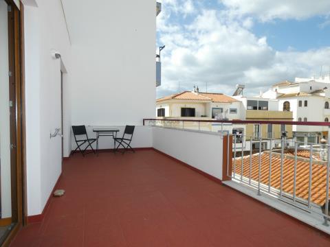 Apartamento T0+1 - Piscina - Varanda - Lugar de Garagem - Alvor