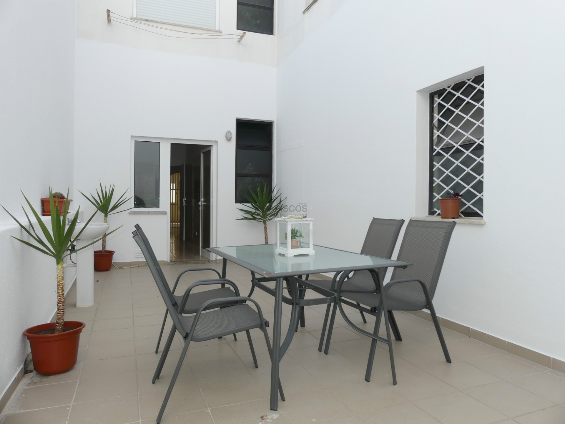 Appartamento T2 - Appartamento con cortile - Portimão Center