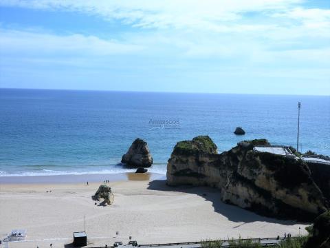 Apartamento T1+1- Vista Mar - 1ªLinha da Praia - Praia da Rocha - Algarve
