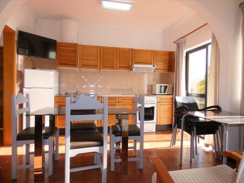 Wohnung T1 - Schwimmbad - Balkon - Alvor Férias - Algarve