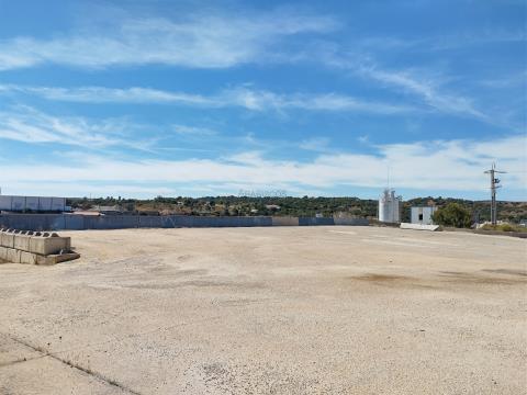 Lote Industrial - Construção Armazém - Excelente Localização - Mexilhoeira Grande - Algarve