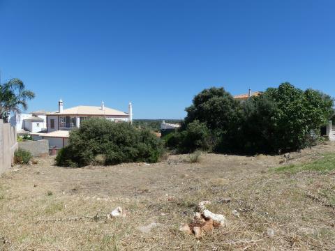 Grundstück - Freistehendes Haus - Monte Canelas - Algarve