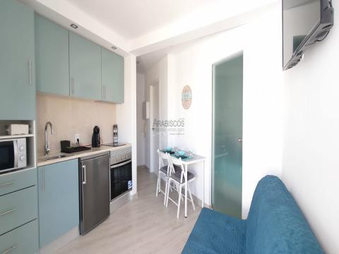 Apartamento T0 - Remodelado - Piscina - Varandas - Praia da Rocha - Algarve