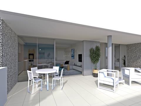 Apartamentos T2 - Acabamentos de Luxo - Piscina - Ginásio - Sauna - Lagos - Algarve