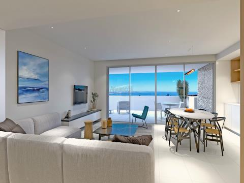 Apartamentos T3 - Acabamentos de Luxo - Piscina - GInásio - Sauna - Lagos - Algarve