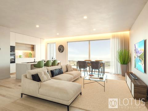 Alcochete: 2 Bedroom Apartament, brand new, with luxury finishes