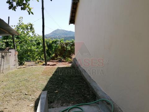 Moradia T2 em Painzela, Cabeceiras de Basto
