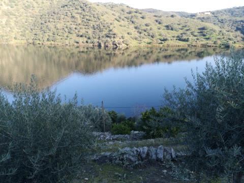 Terreno junto ao rio Douro