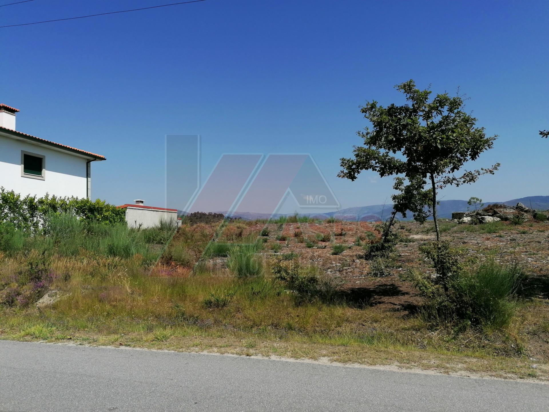 Terreno para construção em Pedraça - Cabeceiras de Basto