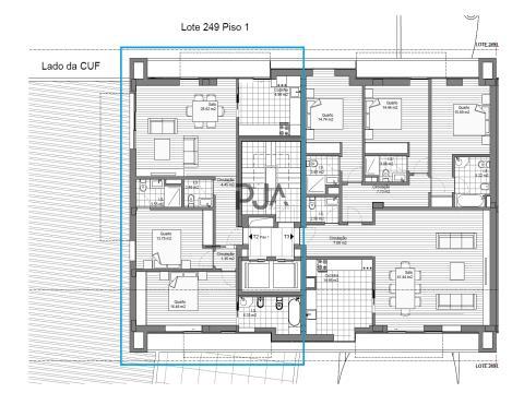 Apartamentos T2 de Luxo em Viseu