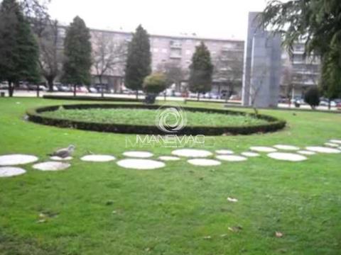 Terreno Para Construção Moradia 3 Frentes - Antas Porto