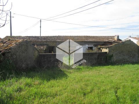 Pedra Branca/Seixo de Gatões com 1420 m2
