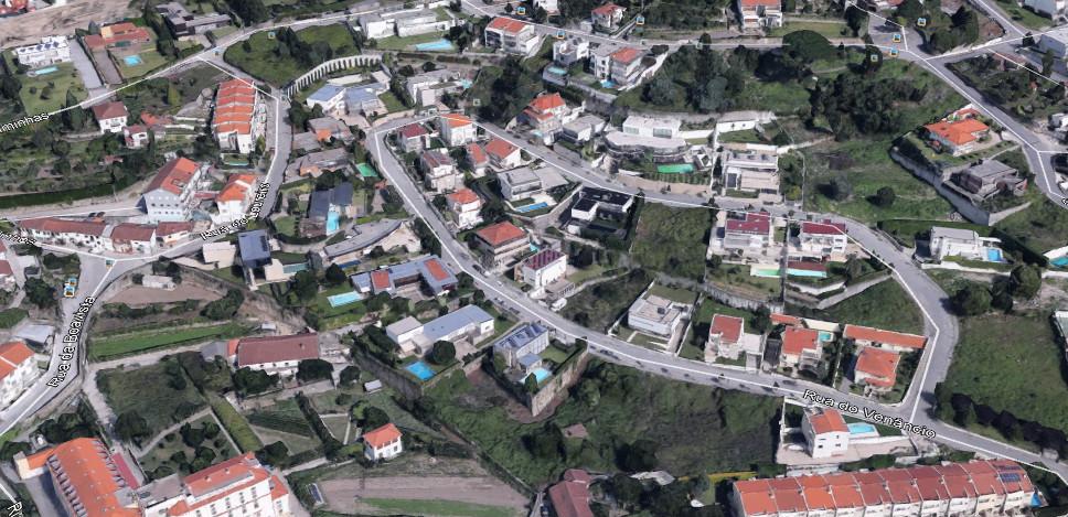 Terreno, individual, Nogueiró, Braga