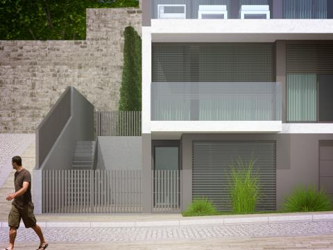 Terraced house T4