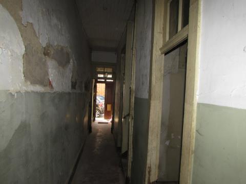 Centro histórico, prédio, restauro, apartamentos, 3 pisos, braga, são vicente