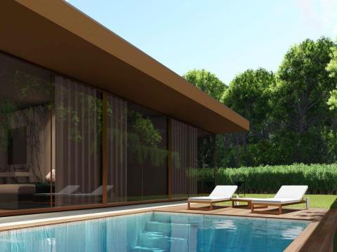 braga, soutelo, vila verde, 3 suites, res do chão, piscina (extra), rio