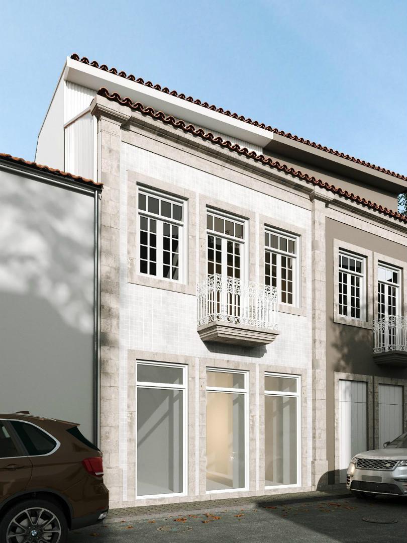 T2 Duplex c/Terraço Zona Histórica