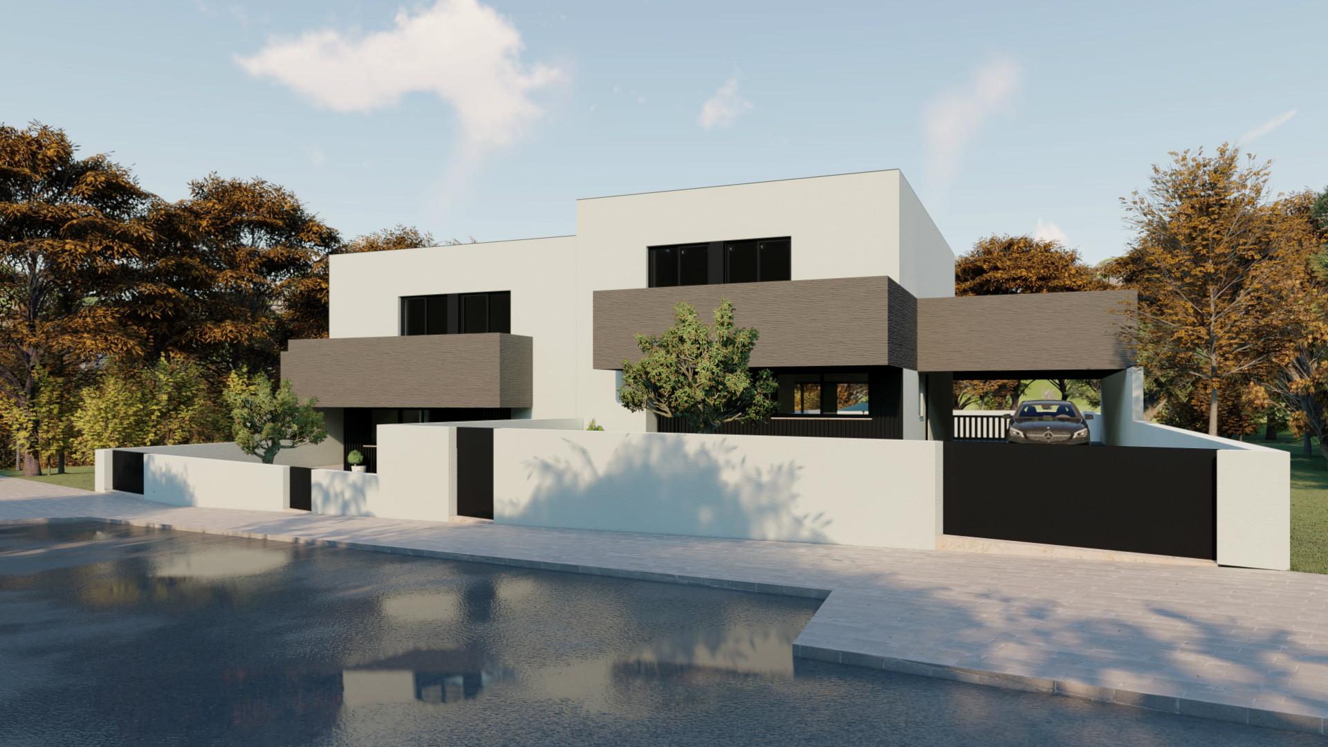 Semi-detached house T4