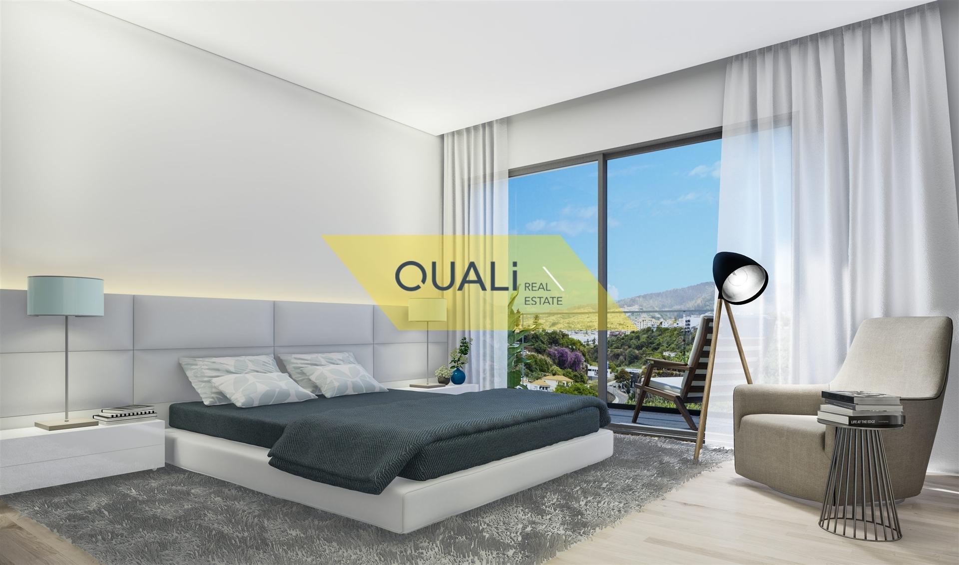 Appartamento con 4 camere da letto in vendita a São João, Funchal - Isola di Madeira - € 750.000,00