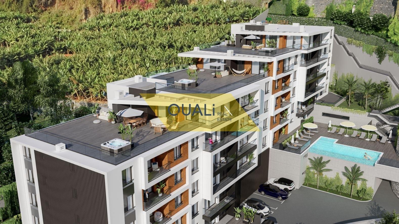 Appartamento T4+1 in vendita a São João, Funchal - Isola di Madeira - €790.000,00