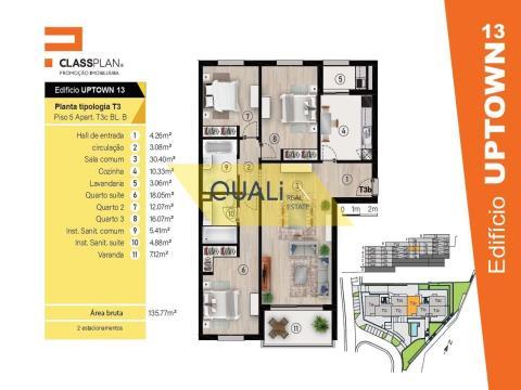 3 bedroom apartment for sale in São João, Funchal - Madeira Island - €345,000.00