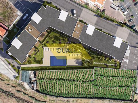 Apartamento T1 em Câmara de Lobos - Madeira - € 130.000,00
