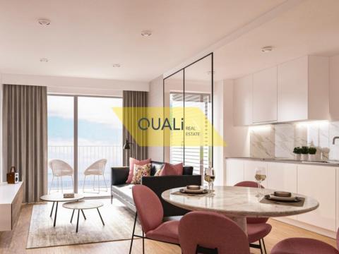 Apartamento T1 em Câmara de Lobos - Madeira - € 195.000,00