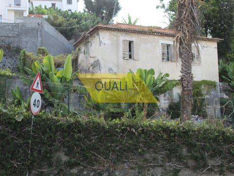 Casa da ristrutturare da Funchal sull´isola di Madeira. €750.000,00
