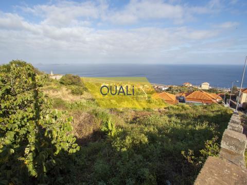 Terreno a Santa Cruz - Isola di Madeira - €70.000,00