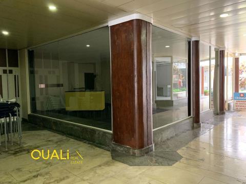 Loja com 50.86 m2 no Centro do Funchal.
