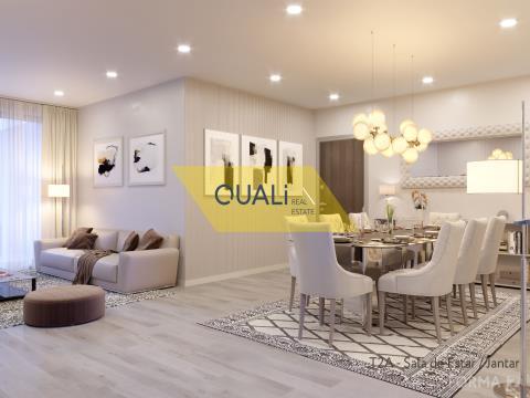Apartamento T2 em fase de acabamentos em Santo António, Funchal €225.000,00- Ilha da Madeira-