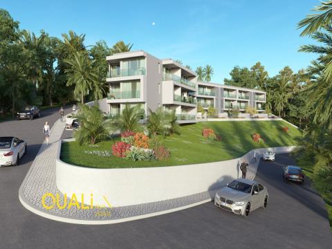 Appartamento con 2 camere da letto in fase di rifinitura a Santo António, Funchal. - Ilha da Madeira
