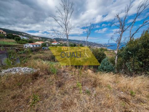 Grundstück 550 m2 Das Hotel liegt in Gaula €50.000. Insel Madeira.