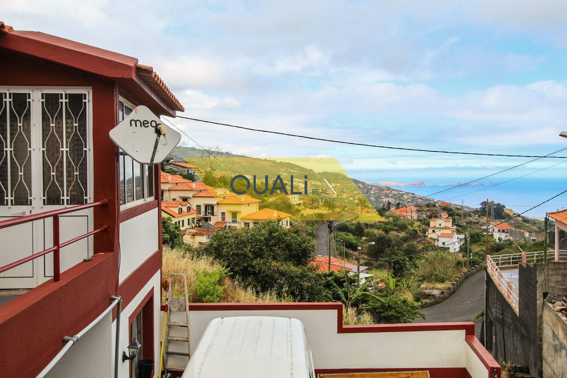 Moradia T4 em Santa Cruz - Ilha da Madeira - € 152.500,00