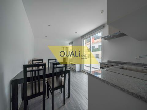 -Apartamento T1 no centro de Machico a dois minutos de zona balnear. €145.000,00