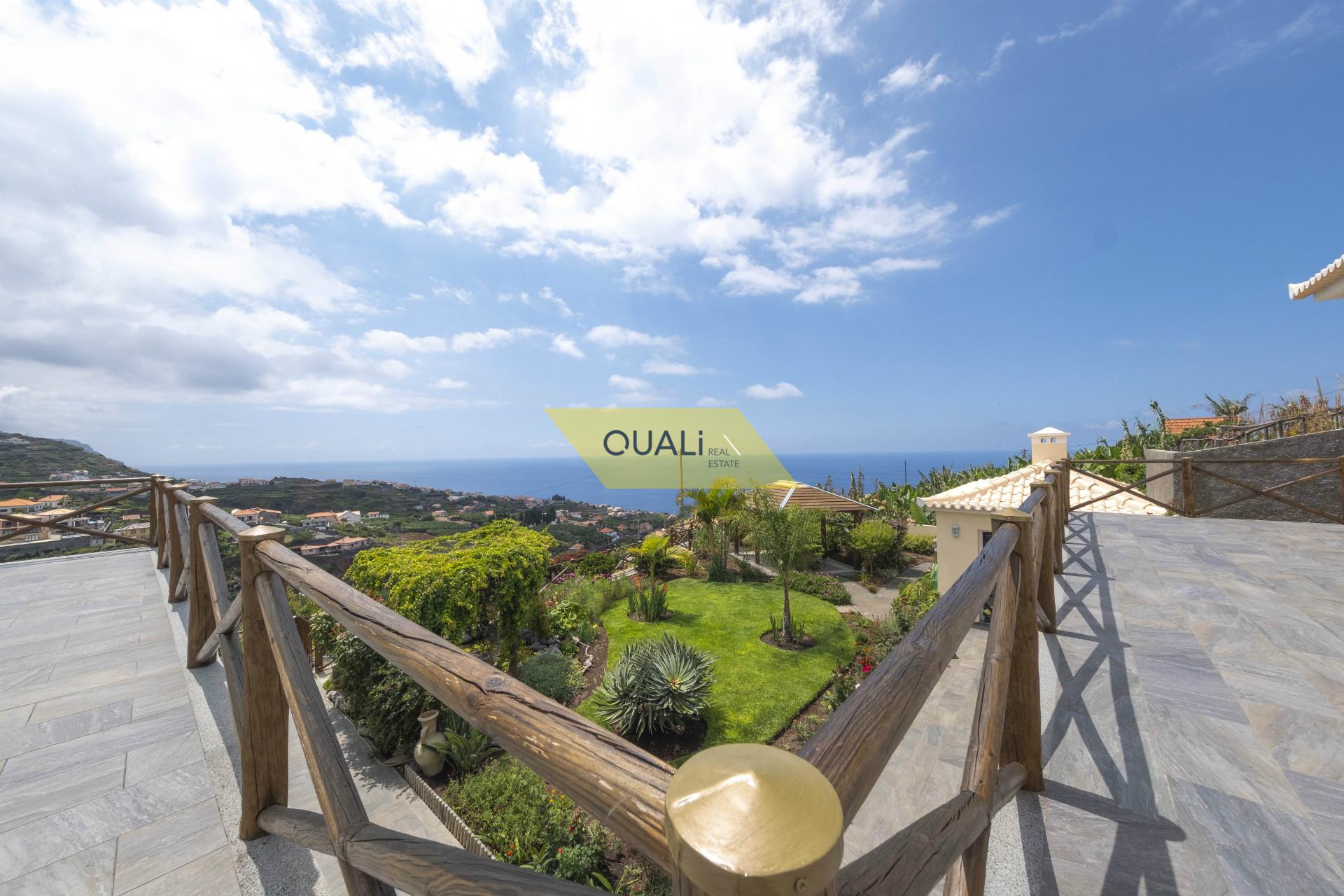 Einfamilienhaus in Ponta do Sol, Madeira - € 795.000,00